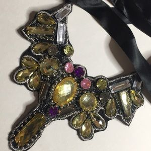 Genie ribbon necklace 🎀